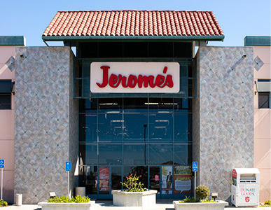 Jerome S Furniture Store In Anaheim