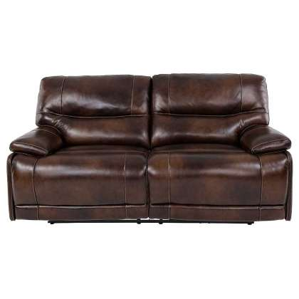 Burbank - Power Reclining Sofa with Power Headrests