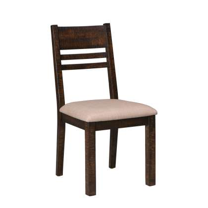 Acacia - Wood Side Chair
