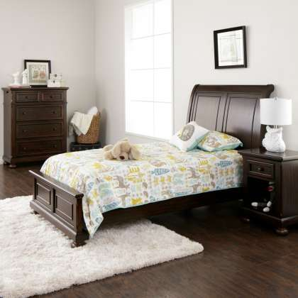 Cumberland Bedroom Collection - Cherry -