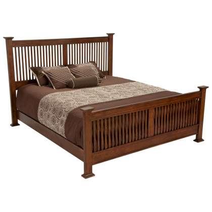 Oak Park - Eastern King Panel Bed