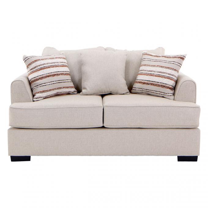Admirable Loveseat Sofas Modern Loveseats Jeromes Furniture Short Links Chair Design For Home Short Linksinfo