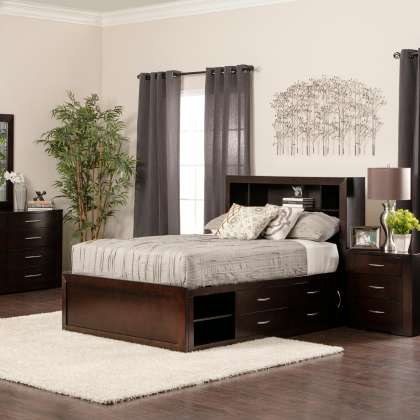 Murano Youth Storage Bedroom Collection