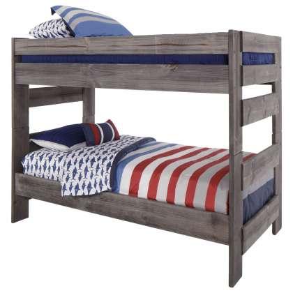 Wrangler - Twin Bunk Bed