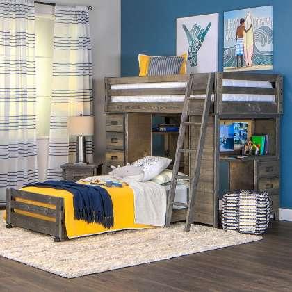 Wrangler - Loft Bed