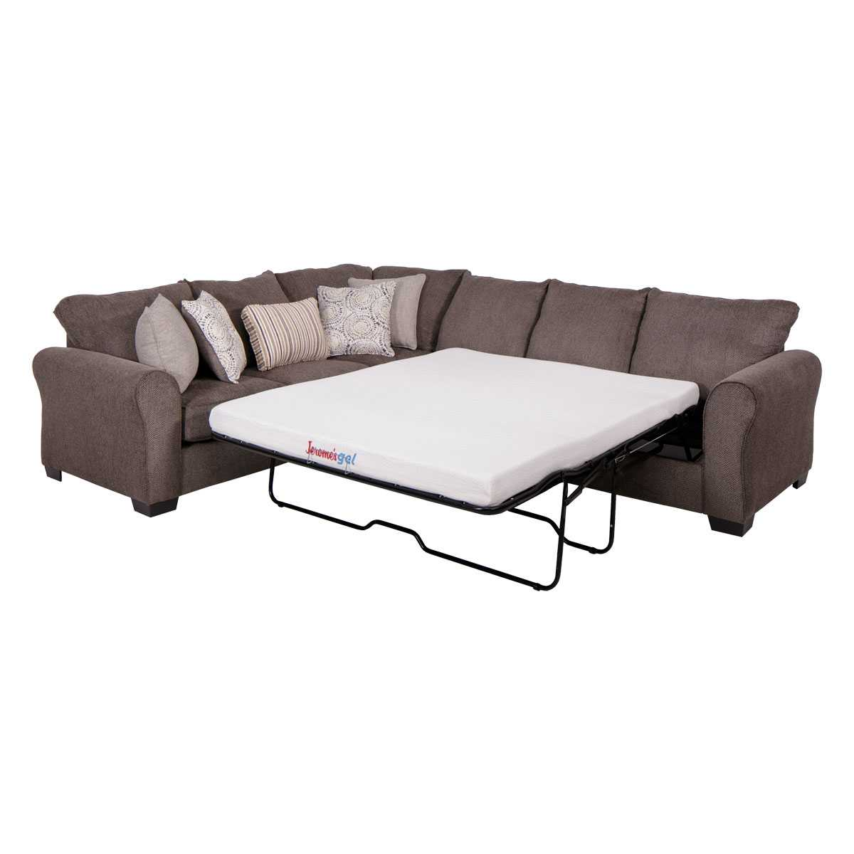 Queen Convertible Sofa Raf Medium Sofa Bed Jerome S Furniture